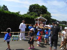 2008子供神輿